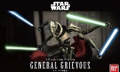1/12 Star Wars: General Grievous Supreme Commander Figure (Snap)