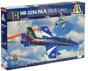 MB339A PAN 2018 Livery Italian Aircraft