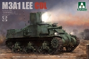 US M3A1 Lee CDL Medium Tank