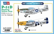 P-51D Mustang Easy Assembly