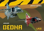 MiG23MF/ML Bedna Fighter in Czechoslovak Service Dual Combo (Ltd Edition Plastic Kit)