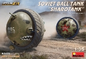 Soviet Ball Tank Sharotank w/Interior
