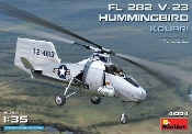 USAF FL282 V23 Kolibri (Hummingbird) Single-Seat Helicopter