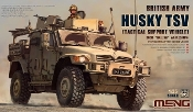 Husky TSV British Army Tactical Support Vehicle