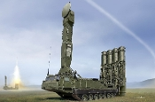 Russian S300V 9A83 Surface-to-Air (SAM) Missile Launcher