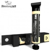 Weathering Oil Paint Buff 20ml Tube