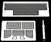 US M551 Sheridan Photo-Etch & Metal Gun Barrel Set