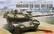 Magach 6B Gal Batash Israel Main Battle Tank