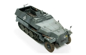 German SdKfz 251/1 Ausf C Halftrack