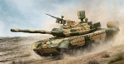 Russian T80UM1 Main Battle Tank