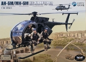 AH6M/MH6M Little Bird Nightstalkers US Army Helicopter