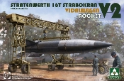 Stratenwerth 16t Strabokran Heavy Crane 1944-45 Production & V2 Vidalwagon Rocket
