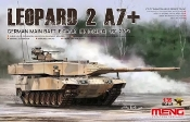 Leopard 2 A7+ German Main Battle Tank