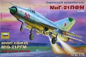 Soviet MiG21PFM Phantom Killer Fighter