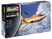 Bell X1 Supersonic Aircraft