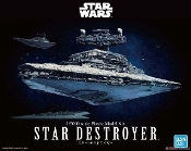 Star Wars A New Hope: Star Destroyer w/in-scale Millennium Falcon & Blockade Runner