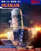 USN MK15 Mod31 Searam Close-In Weapon System