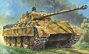 German Panther Ausf D Tank