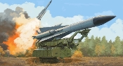 Russian 5V28 Missile on 5P72 Launcher SAM5 Gammon Missile System