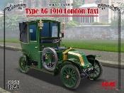 1910 Type AG London Taxi