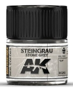 Real Colors: Stone Grey RAL7030 Acrylic Lacquer Paint 10ml Bottle
