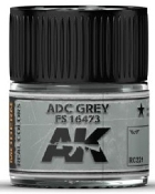 Real Colors: ADC Grey FS16473 Acrylic Lacquer Paint 10ml Bottle