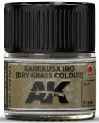Real Colors: Karekusa Iro (Dry Grass Color) Acrylic Lacquer Paint 10ml Bottle