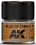 Real Colors: RLM79 (1942) Acrylic Lacquer Paint 10ml Bottle