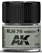 Real Colors: RLM76 Version 1 Acrylic Lacquer Paint 10ml Bottle