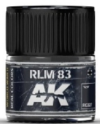 Real Colors: RLM83 Acrylic Lacquer Paint 10ml Bottle