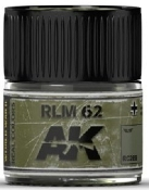 Real Colors: RLM62 Acrylic Lacquer Paint 10ml Bottle