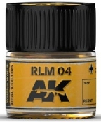 Real Colors: RLM04 Acrylic Lacquer Paint 10ml Bottle
