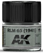 Real Colors: RLM75 (1941) Acrylic Lacquer Paint 10ml Bottle