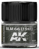 Real Colors: RLM65 (1938) Acrylic Lacquer Paint 10ml Bottle