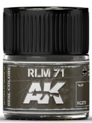 Real Colors: RLM71 Acrylic Lacquer Paint 10ml Bottle