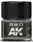 Real Colors: RLM73 Acrylic Lacquer Paint 10ml Bottle