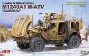 M-ATV MRAP M1024A1 Vehicle