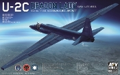 U2C Dragon Lady Early/Late High Altitude Recon Aircraft