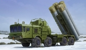 Russian 40N6 of 51P6A TEL S400 Surface-to-Air Missile System
