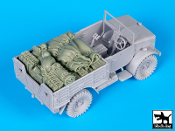 1/48 Bedford MWD accessories set