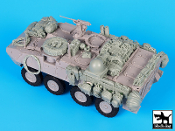 1/35 US Stryker WINT-T A with eq. accessories set