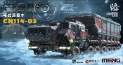 The Wandering Earth Movie: 1/100 CN114-03 Cargo Transport Truck (Snap)