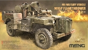 Wasp Flamethrower MB Military Vehicle