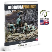 Diorama Project 1.2: WWII Figures Modeling Guide Book