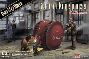 German Kugelpanzer (2 Kits Pack)
