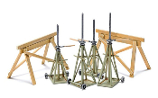 Luftwaffe Jack Stand (2 pieces)