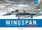 Wingspan Special Vol.1: Aircraft 1/32 Tamiya F16C Fighting Falcon Super Detailing Project