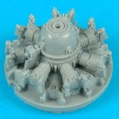 1/48 PBY5 Catalina Engine for RMX